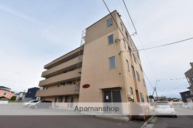 北海道函館市、千代台駅徒歩13分の築9年 4階建の賃貸マンション