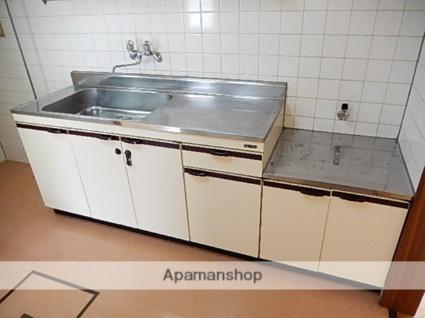 コーポサイトウ[2LDK/45.38m2]のキッチン