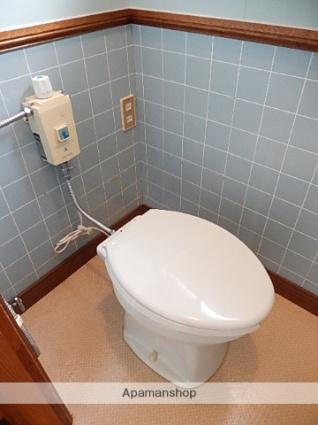 コーポサイトウ[2LDK/45.38m2]のトイレ