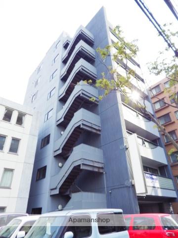北海道函館市、五稜郭公園前駅徒歩6分の築12年 8階建の賃貸マンション