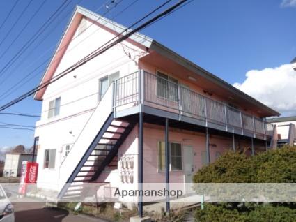 北海道函館市、湯の川駅徒歩39分の築23年 2階建の賃貸アパート