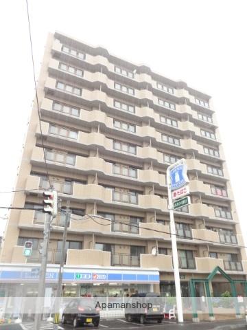 北海道函館市、宝来町駅徒歩3分の築24年 10階建の賃貸マンション