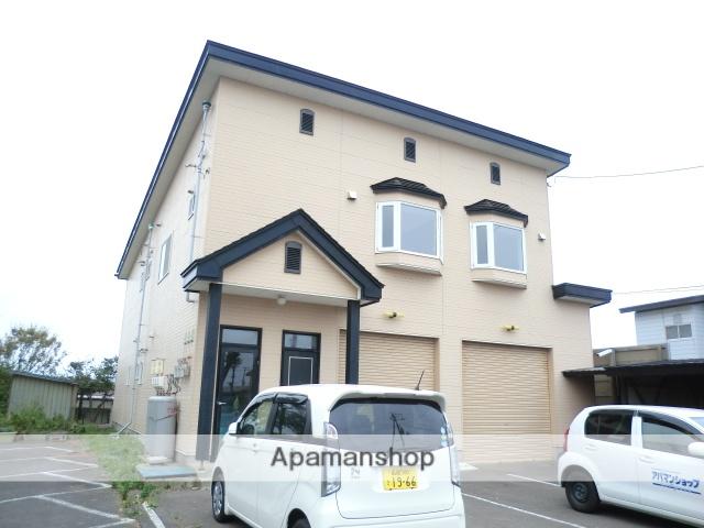北海道函館市の築21年 2階建の賃貸アパート
