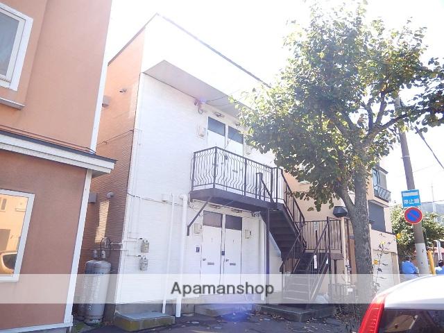 北海道函館市、宝来町駅徒歩3分の築32年 2階建の賃貸アパート
