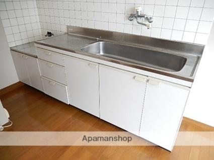 コーポサイトウB棟[2LDK/46.5m2]のキッチン