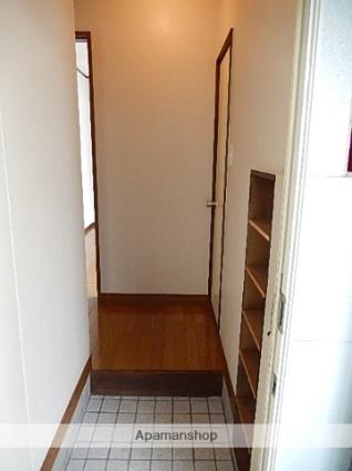 コーポサイトウB棟[2LDK/46.5m2]の玄関