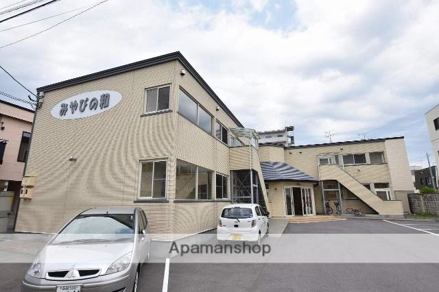 北海道函館市、五稜郭公園前駅徒歩20分の築8年 2階建の賃貸アパート