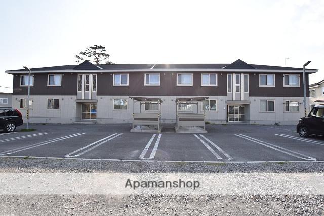北海道函館市、桔梗駅徒歩13分の築5年 2階建の賃貸アパート