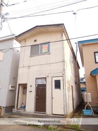 北海道函館市、千代台駅徒歩11分の築39年 2階建の賃貸アパート