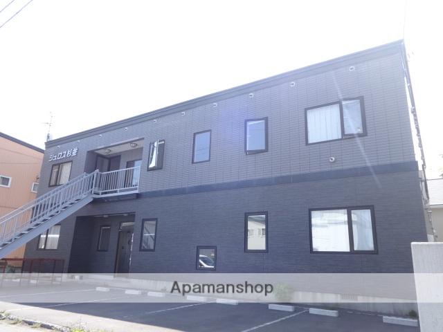 北海道函館市、柏木町駅徒歩11分の築18年 2階建の賃貸アパート
