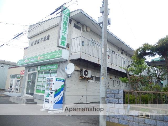 北海道函館市、湯の川駅徒歩11分の築26年 2階建の賃貸アパート