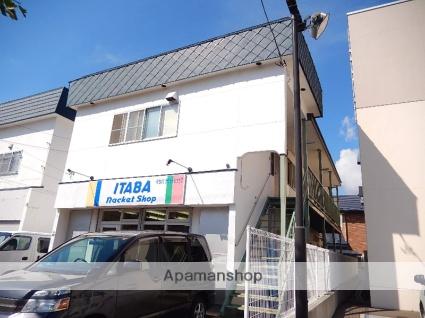 北海道函館市、深堀町駅徒歩19分の築34年 2階建の賃貸アパート