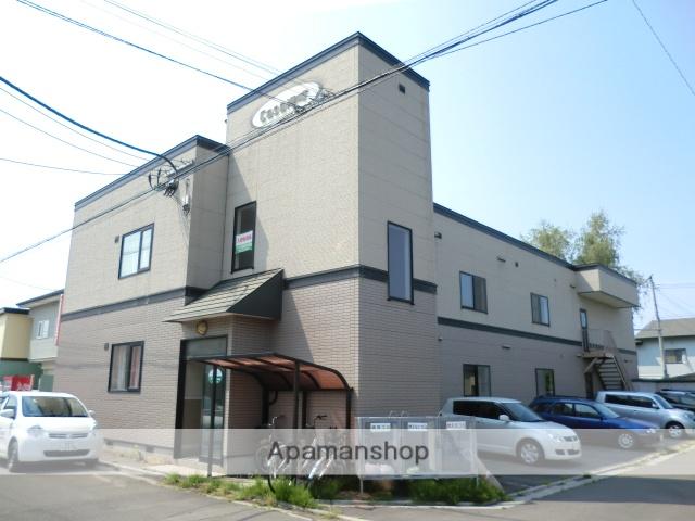 北海道函館市、七重浜駅徒歩12分の築16年 2階建の賃貸アパート