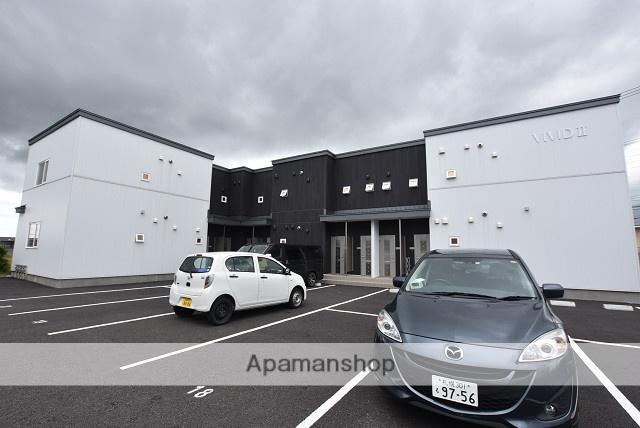 北海道函館市の新築 2階建の賃貸アパート