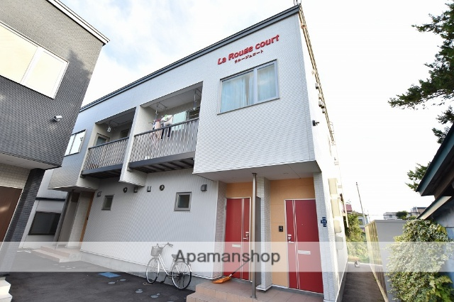 北海道函館市、堀川町駅徒歩5分の新築 2階建の賃貸アパート