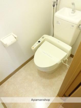 ヴィラ松陰[2LDK/62.66m2]のトイレ