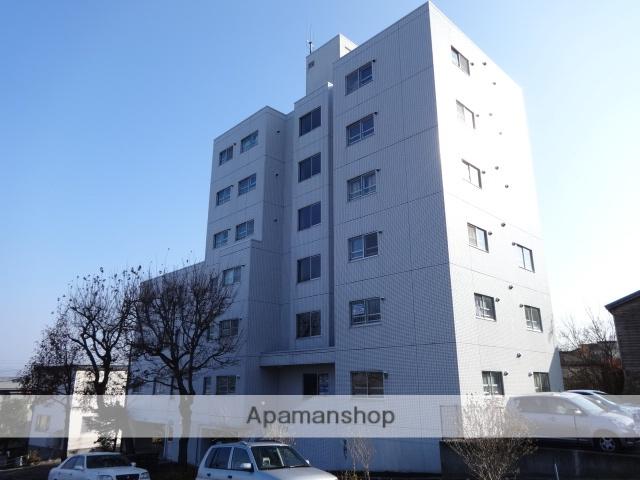 北海道函館市、末広町駅徒歩13分の築27年 7階建の賃貸マンション