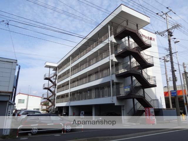 北海道函館市、市役所前駅徒歩6分の築12年 5階建の賃貸アパート