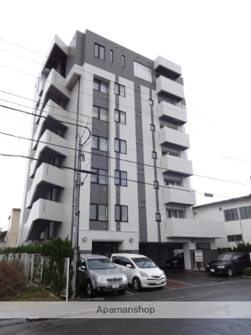 北海道函館市、堀川町駅徒歩5分の築15年 7階建の賃貸マンション