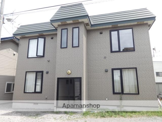 北海道函館市、函館駅徒歩16分の築16年 2階建の賃貸アパート