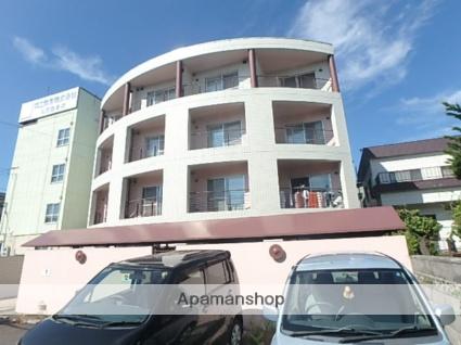 北海道札幌市豊平区、東札幌駅徒歩14分の築28年 4階建の賃貸マンション