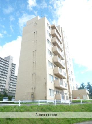 北海道札幌市豊平区、平岸駅徒歩20分の築31年 10階建の賃貸マンション