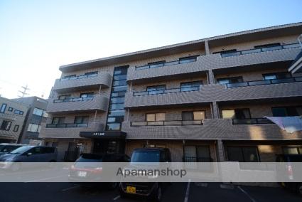北海道札幌市豊平区、豊平公園駅徒歩12分の築10年 4階建の賃貸マンション