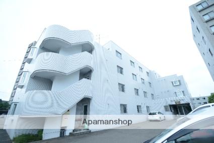 北海道札幌市豊平区、南平岸駅徒歩27分の築27年 4階建の賃貸マンション