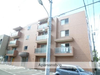 北海道札幌市豊平区、平岸駅徒歩20分の築11年 4階建の賃貸マンション