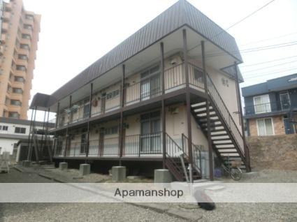 北海道札幌市南区、澄川駅徒歩5分の築38年 2階建の賃貸アパート