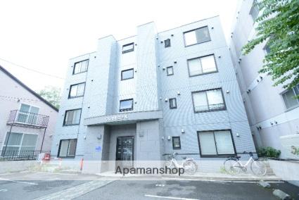 北海道札幌市豊平区、幌平橋駅徒歩14分の築12年 4階建の賃貸マンション