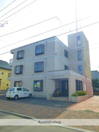 北海道札幌市南区、中の島駅じょうてつバスバス15分真駒内本町下車後徒歩7分の築27年 4階建の賃貸マンション