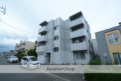 北海道札幌市豊平区、美園駅徒歩12分の築2年 4階建の賃貸マンション