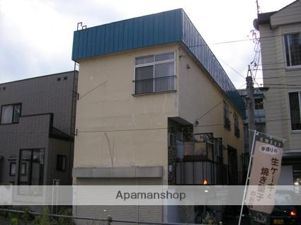 北海道札幌市豊平区、中の島駅徒歩12分の築41年 2階建の賃貸アパート