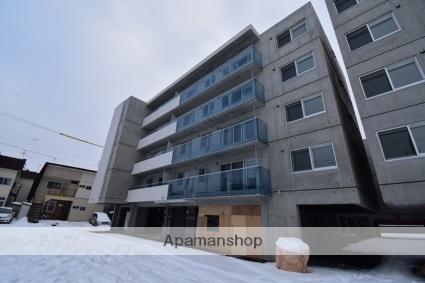 北海道札幌市南区、澄川駅徒歩8分の新築 5階建の賃貸マンション