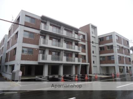 北海道札幌市豊平区、平岸駅徒歩11分の築5年 4階建の賃貸マンション