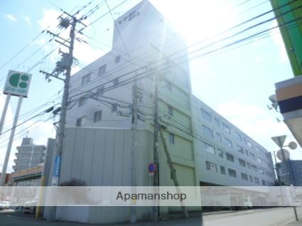 北海道札幌市豊平区、中の島駅徒歩7分の築35年 5階建の賃貸マンション