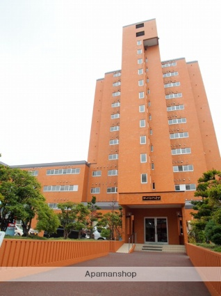 北海道札幌市南区、澄川駅徒歩14分の築35年 12階建の賃貸マンション