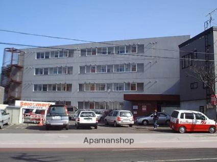 北海道札幌市豊平区、月寒中央駅徒歩16分の築34年 4階建の賃貸マンション
