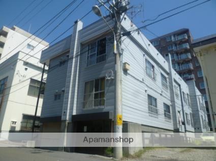 北海道札幌市豊平区、学園前駅徒歩18分の築36年 2階建の賃貸アパート