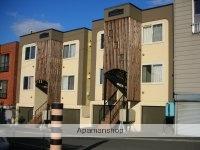 北海道札幌市豊平区、白石駅徒歩16分の築34年 2階建の賃貸アパート