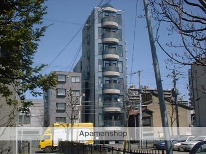 北海道札幌市豊平区、バスセンター前駅徒歩15分の築28年 8階建の賃貸マンション