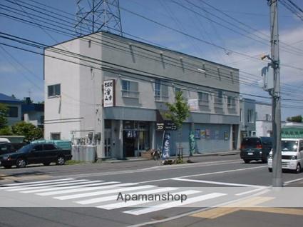北海道札幌市豊平区、南郷18丁目駅中央バスバス7分月寒東4−16下車後徒歩1分の築38年 2階建の賃貸アパート