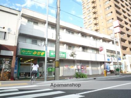 北海道札幌市豊平区、白石駅徒歩14分の築28年 3階建の賃貸マンション