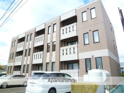 北海道札幌市西区、琴似駅徒歩20分の築12年 3階建の賃貸マンション