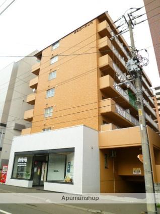 北海道札幌市西区、琴似駅徒歩10分の築31年 7階建の賃貸マンション