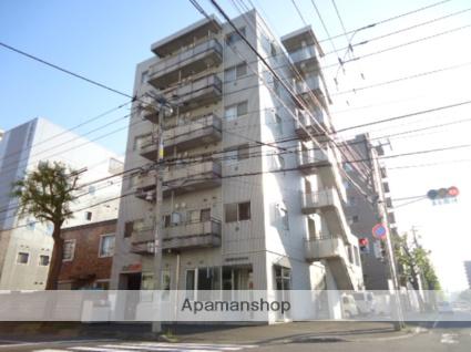 北海道札幌市中央区、桑園駅徒歩7分の築24年 6階建の賃貸マンション