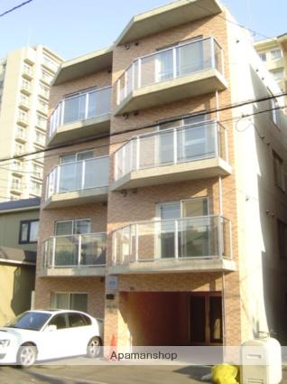 北海道札幌市中央区、円山公園駅徒歩10分の築11年 4階建の賃貸マンション