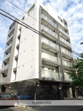 北海道札幌市中央区、西28丁目駅徒歩13分の築9年 7階建の賃貸マンション