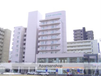 北海道札幌市中央区、円山公園駅徒歩12分の築26年 9階建の賃貸マンション
